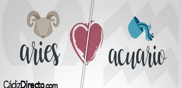 Compatibilidad entre Aries y Acuario en el Amor
