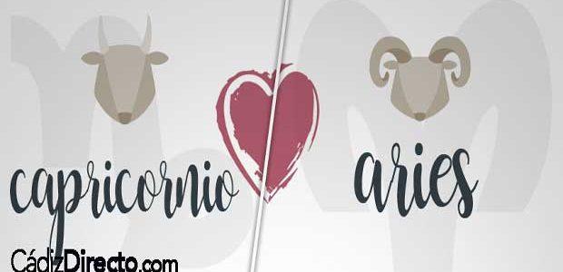 Compatibilidad entre Aries y Capricornio en el Amor