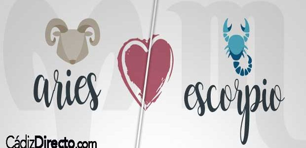 Compatibilidad entre Aries y Escorpio en el Amor