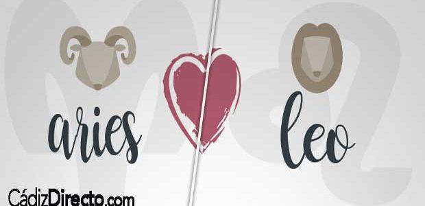 Compatibilidad entre Aries y Leo en el Amor