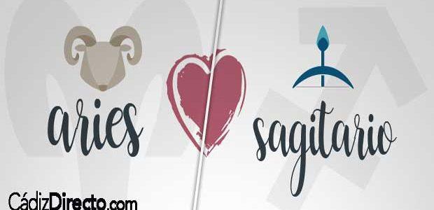 Compatibilidad entre Aries y Sagitario en el Amor