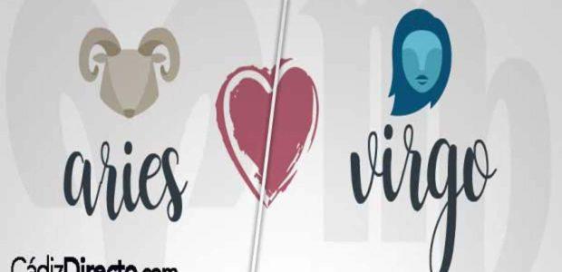 Compatibilidad entre Aries y Virgo en el Amor