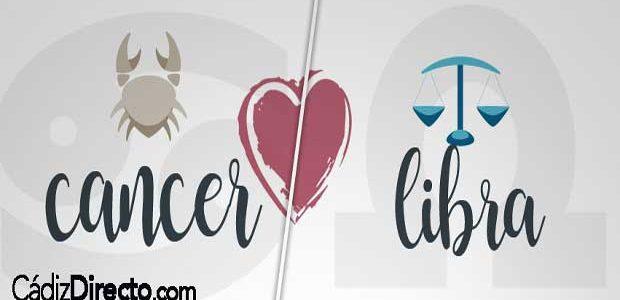 Compatibilidad entre Libra y Cáncer en el Amor