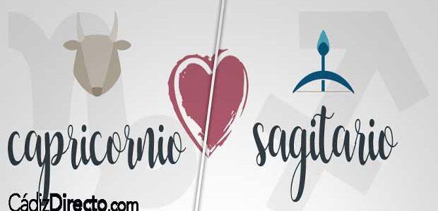 Compatibilidad entre Capricornio y Sagitario en el Amor