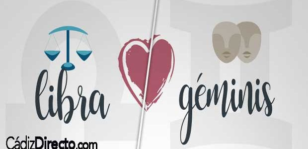Libra y Géminis