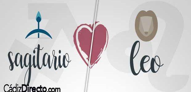 Compatibilidad entre Sagitario y Leo en el Amor