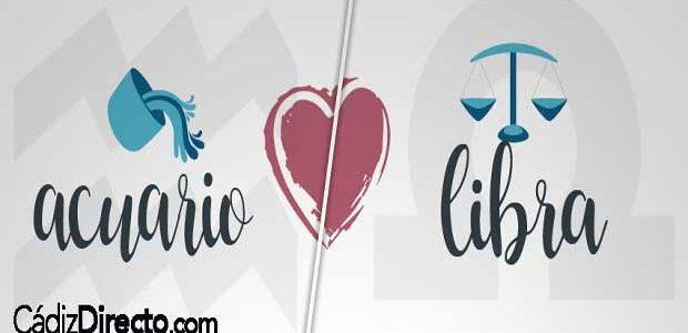 Compatibilidad entre Libra y Acuario en el Amor