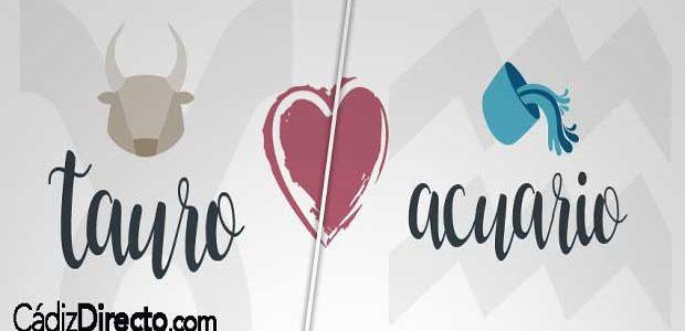 Compatibilidad de Tauro y Acuario en el Amor