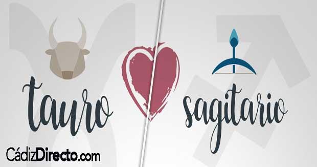 Compatibilidad entre Tauro y Sagitario en el Amor