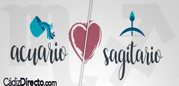 Compatibilidad entre Sagitario y Acuario en el Amor