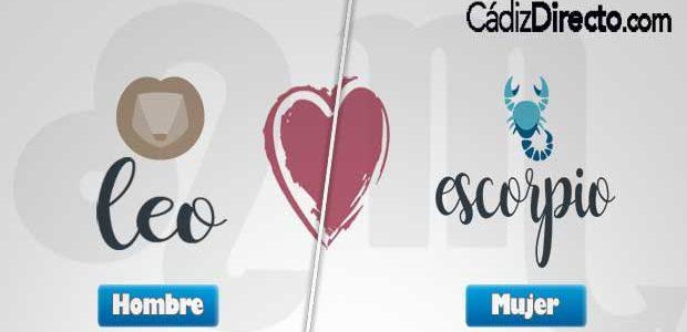 Compatibilidad del Hombre Leo y Mujer Escorpio en el Amor y en la Cama