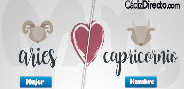 Compatibilidad del Hombre Capricornio y Mujer Aries en el Amor y en la Cama