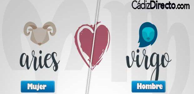 Compatibilidad del Hombre Virgo y Mujer Aries en el Amor y en la Cama