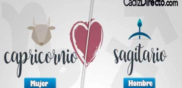 Compatibilidad del Hombre Sagitario y Mujer Capricornio en el Amor y en la Cama