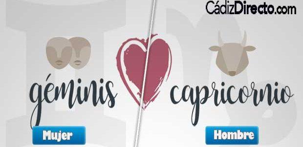 Compatibilidad del Hombre Capricornio y Mujer Géminis en el Amor y en la Cama