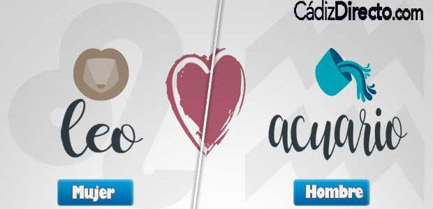 Compatibilidad del Hombre Acuario y Mujer Leo en el Amor y en la Cama