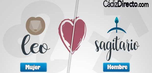 Compatibilidad del Hombre Sagitario y Mujer Leo en el Amor y en la Cama