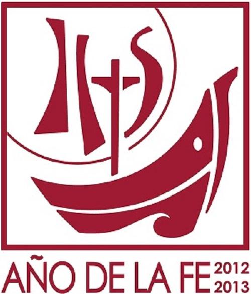Logo del Año de la Fe