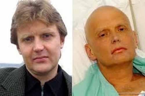El espia Alexander Litovchenko murio envenenado por polonio-210