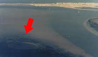 Los misterios del cráter de la bahía de Cádiz protagonistas de un documental