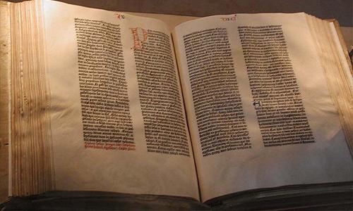 La Biblia ha bebido de fuentes como el Anuma Elish