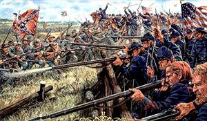 Los fantasmas de la batalla de Gettysburg