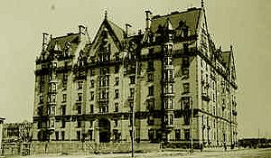 La maldición del edificio Dakota
