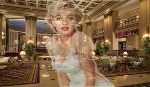 La maldición del hotel Roosevelt y Marilyn Monroe