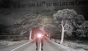 El misterio de las 'piernas fantasmales' de Lora del Rio
