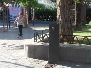Plaza de Loreto