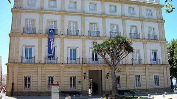 Los fantasmas del Centro Cultural Reina Sofía de Cádiz