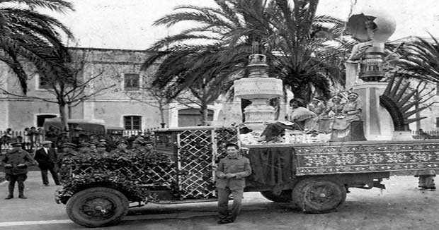 Historia de la bombilla mas emblemática de Cádiz
