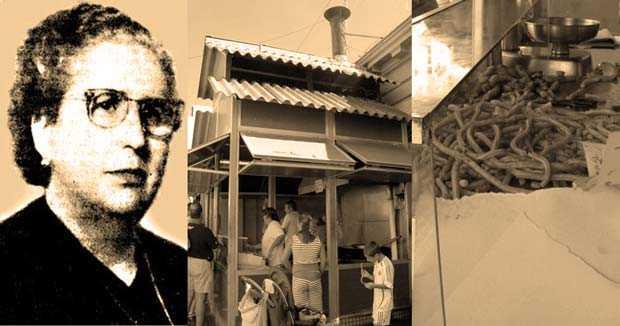 """Lo que Cádiz debe a """"la Guapa de los churros"""" y por qué la llamaban así"""