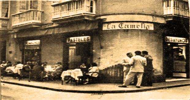 """Aquellos maravillosos años de la pastelería """"La Camelia"""""""