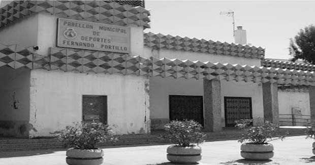 Fernando Portillo y un pabellón para la historia