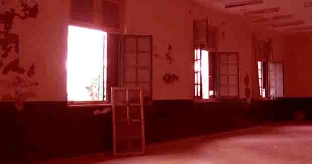Fenómenos paranormales en el colegio Valcárcel de Cádiz