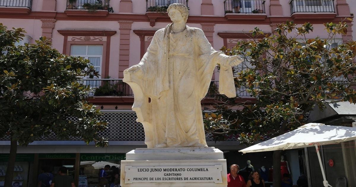 Biografía de Lucius Junius Moderatus Columella (Columela)